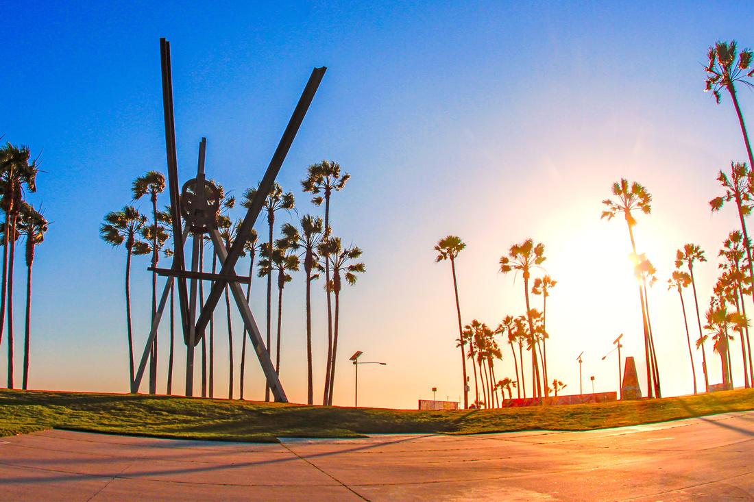 Welcome to Venice Beach California -2- 03/27/2020