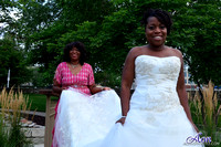 09-21-2013 Mrs Anderson, Keisha - Bridal party